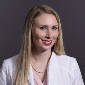 Audiologist Allison Baton, Headshot, Gateway ENT, St Louis, MO