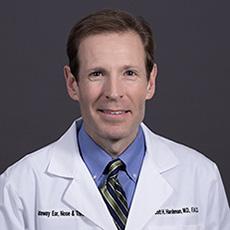 Doctor Scott Hardeman MD Gateway ENT St Louis Missouri
